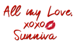 All my love xoxo Sunniva